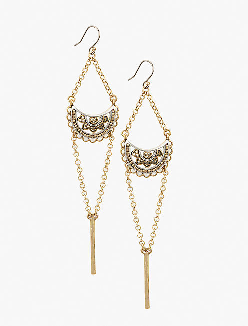 CHANDELIER EARRING,