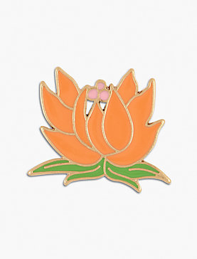 Lot, Stock And Barrel LOTUS PIN