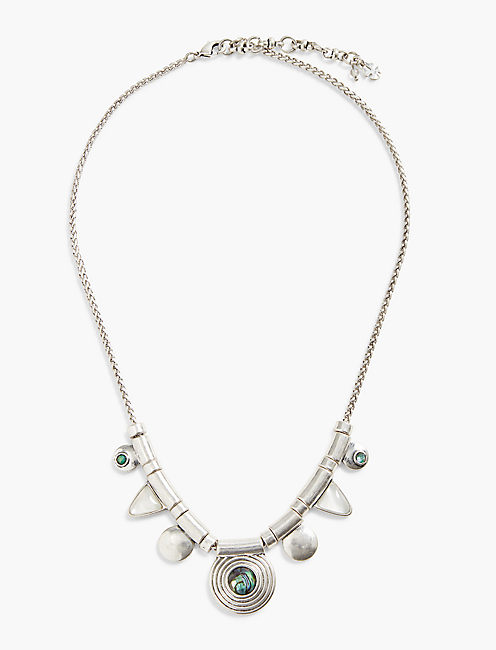 COLLAR LINK NECKLACE,