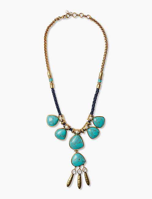 TURQUOISE NECKLACE,