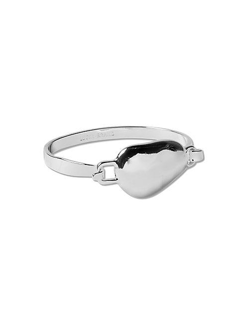 Bean Bracelet Silver