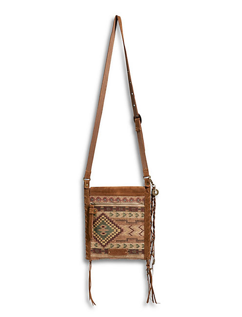 FLEETWOOD CROSSBODY, NATURAL PRINT