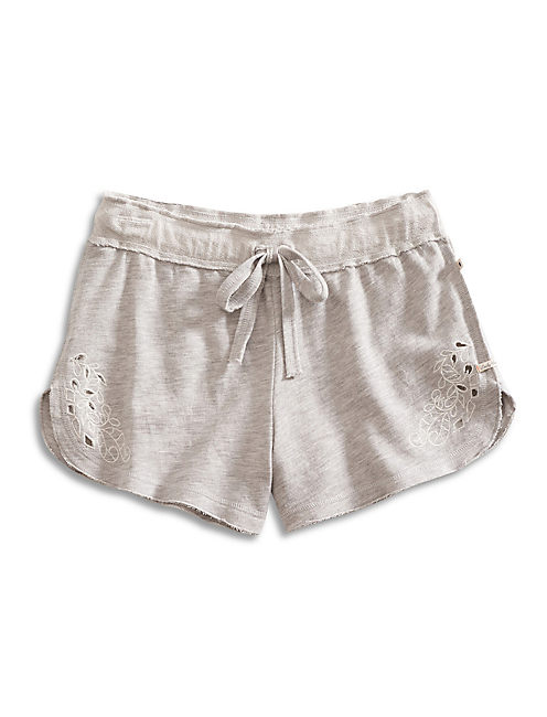LOUNGE SHORTS, OPEN GREY