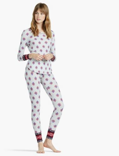 LUCKY PRINTED PAJAMA THERMAL