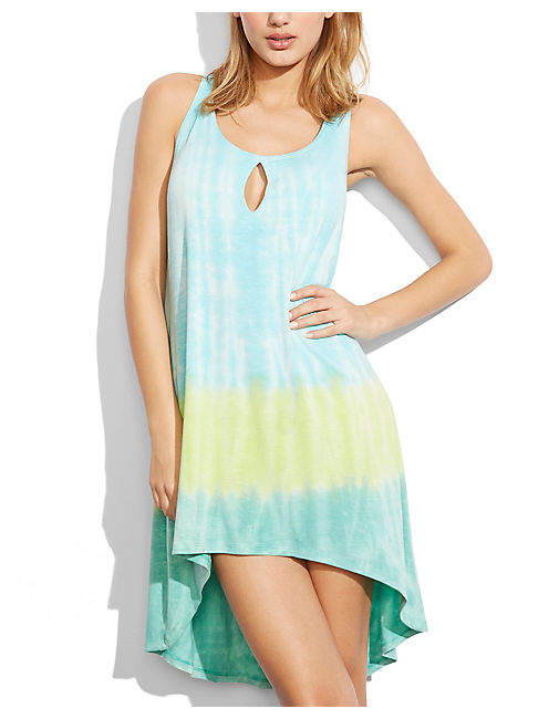 SUMMERTIME  COVERUP, OPEN GREEN