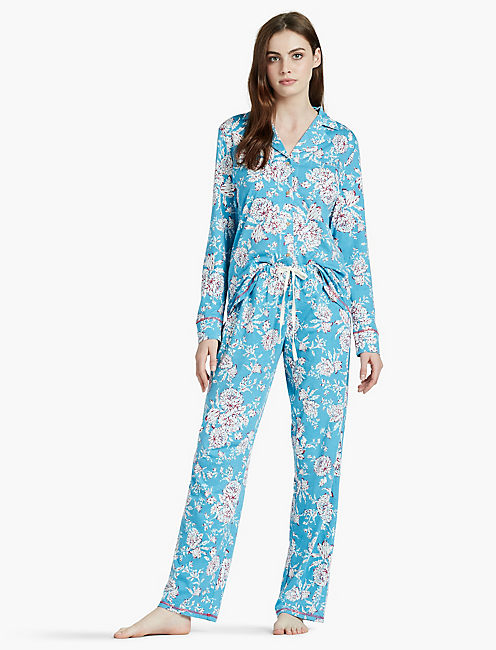 Lucky Notch Collar Pajama