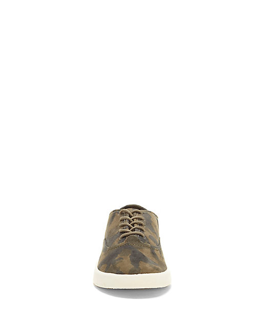 BOYS BRIANN SNEAKER, DARK GREEN