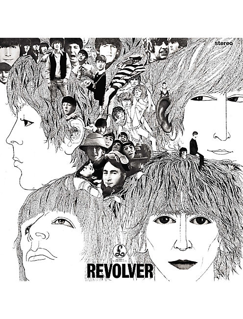 THE BEATLES REVOLVER,