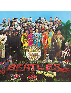 THE BEATLES SGT. PEPPERS