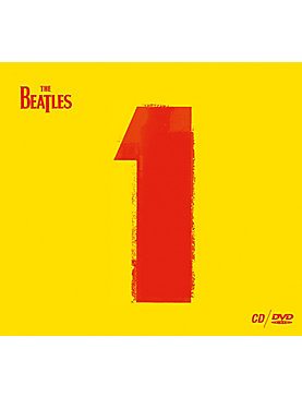 BEATLES 1 CD/DVD COMBO