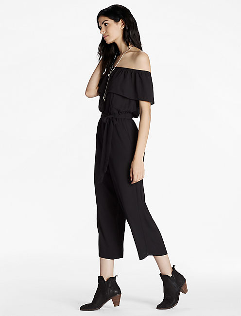 Lucky Off Shoulder Jumpsuit