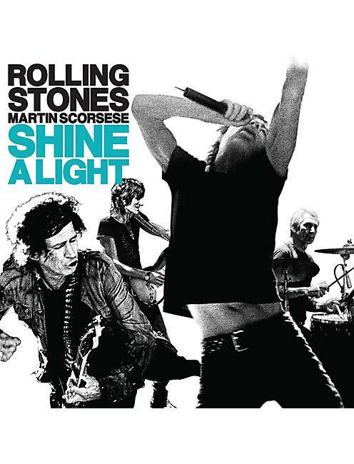 SHINE A LIGHT CD,