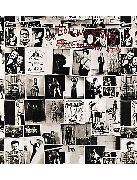 EXILE ON MAIN STREET CD