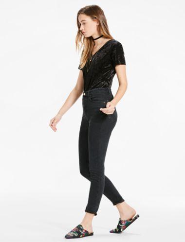 Lucky Velvet Bodysuit