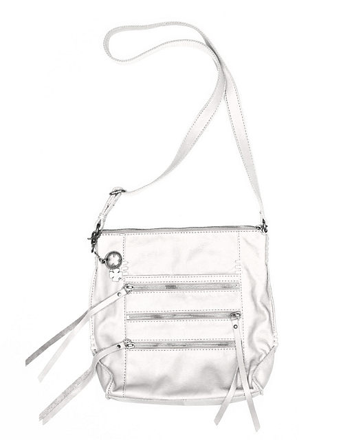 SHANNON CROSSBODY, MEDIUM BEIGE