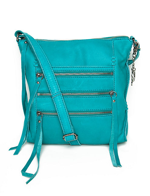 SHANNON CROSSBODY, BRIGHT BLUE