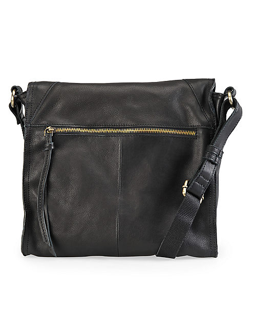 ABBEY ROAD HANDBAG, BLACK