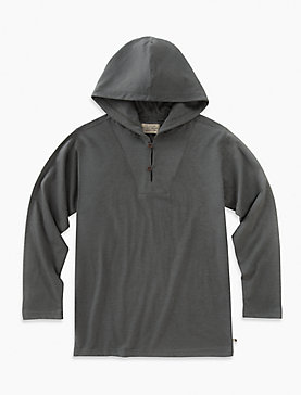 LONG SLEEVE POPOVER HOODY