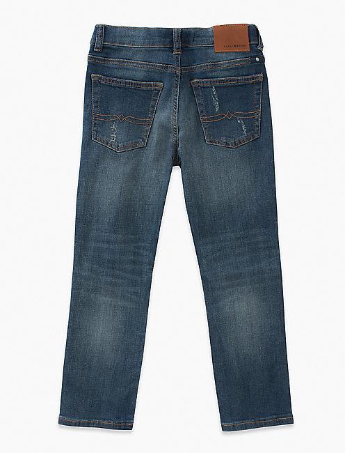 Lucky Rip & Repair Denim Jean