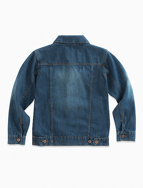 LAKEWOOD JEAN JACKET,