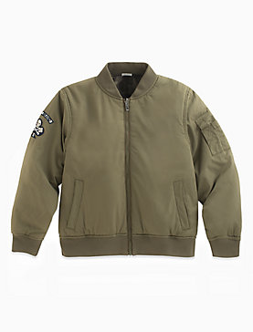BOMBER REVERSIBLE JACKET
