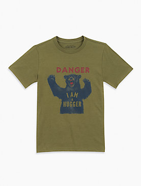 DANGER BEAR TEE