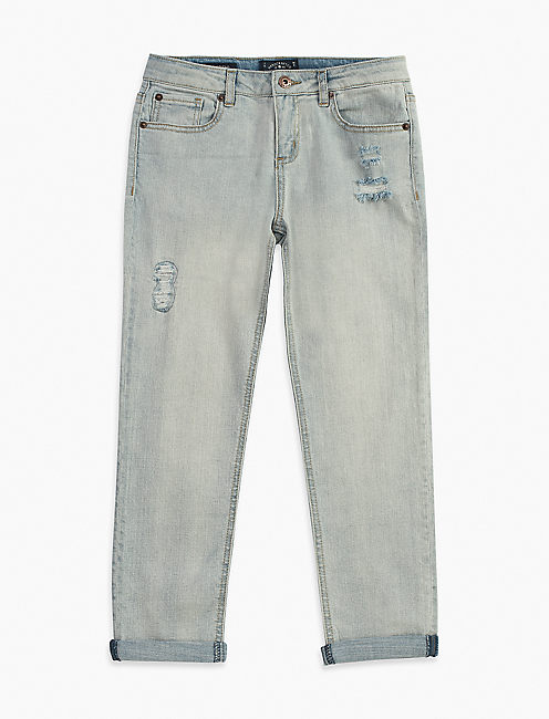JULIA CUFFED DENIM,