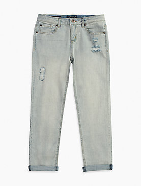 JULIA CUFFED DENIM