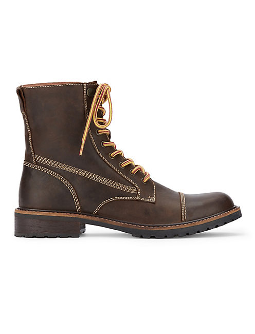 Lucky Argon Lace Up Boot