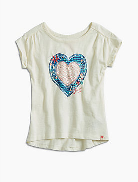 JULIETTE HEART TEE