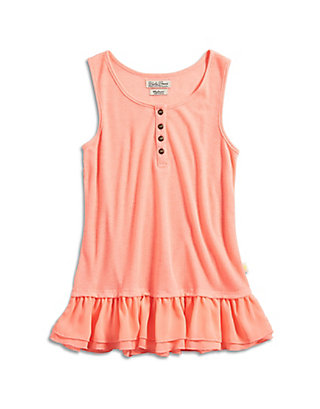 LUCKY DOLLY HENLEY TANK