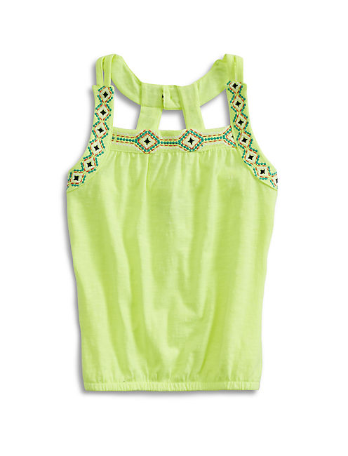 CUT OUT TANK,