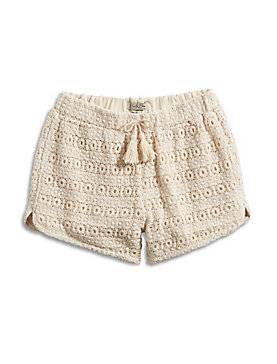 CROCHET SHORTY SHORT