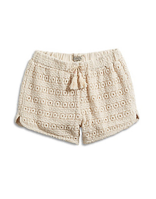LUCKY CROCHET SHORTY SHORT