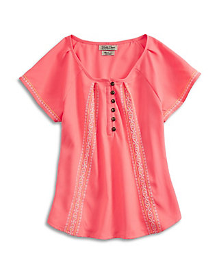 LUCKY AMELIA PEASANT TOP