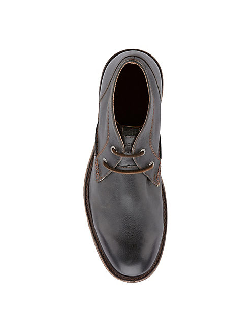 MASON CHUKKA BOOT, BLACK
