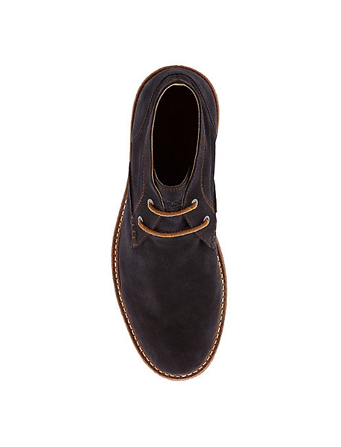 MASON CHUKKA BOOT, DARK BLUE