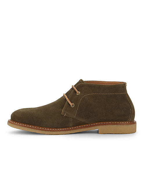 MASTERS CHUKKA BOOT, LIGHT YELLOW