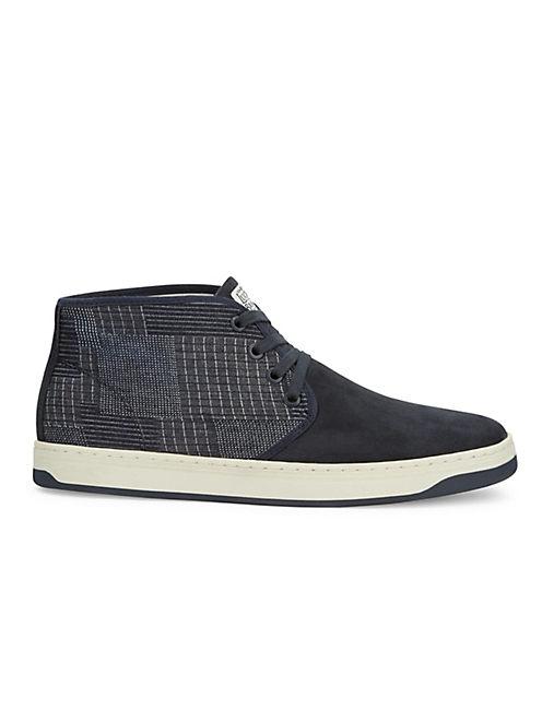 Lucky Payne Mixed Textile Sneaker