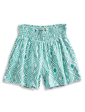 CALI SMOCKED SHORT