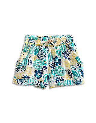 LUCKY JOELLE PRINTED SHORT