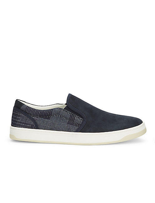 Lucky Styles Mixed Textile Sneaker