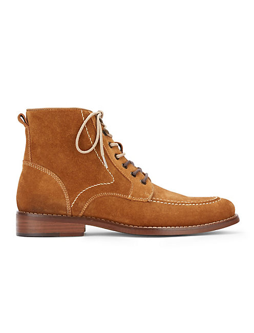 LUCKY TELLER LACE UP BOOT