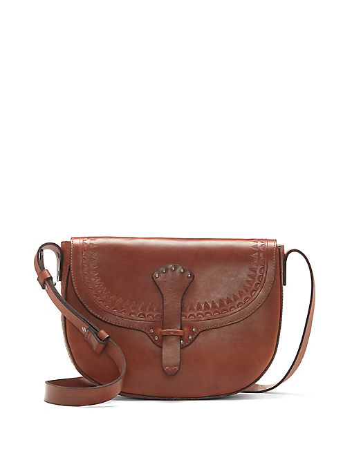 ADDIE SHOULDER BAG, RYE