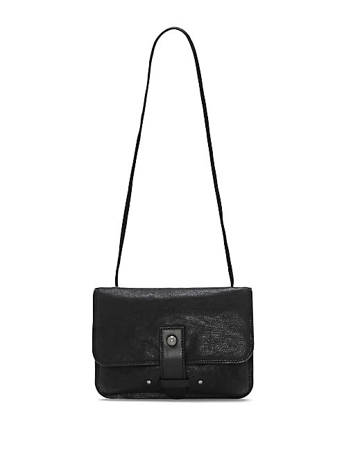 LIZA CONVERTIBLE WALLET, BLACK