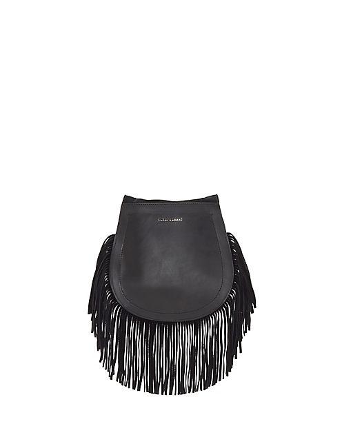 Lucky Maya Fringe Crossbody Bag