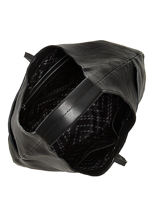 MIA HOBO BAG, BLACK