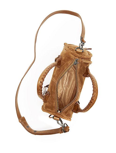 MYRA SMALL CROSSBODY BAG, LIGHT BROWN