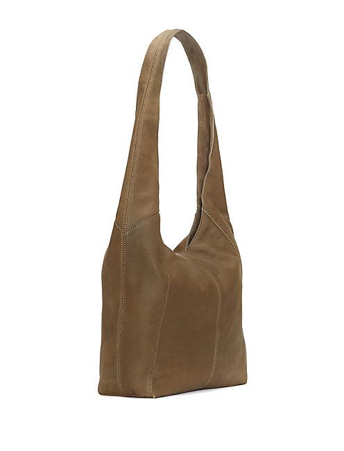 Patti Shoulder Bag, DARK BEIGE
