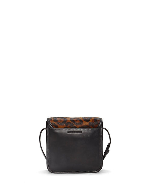 ROSE HAIRCALF SMALL CROSSBODY,